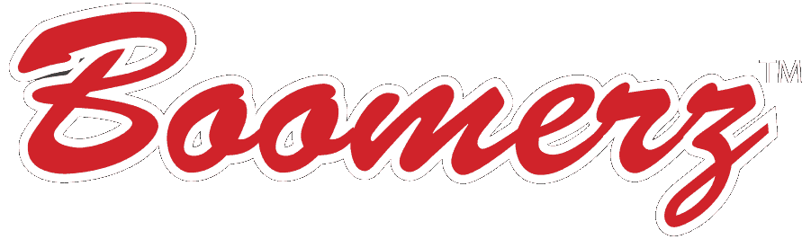 Boomerz Logo with Outline