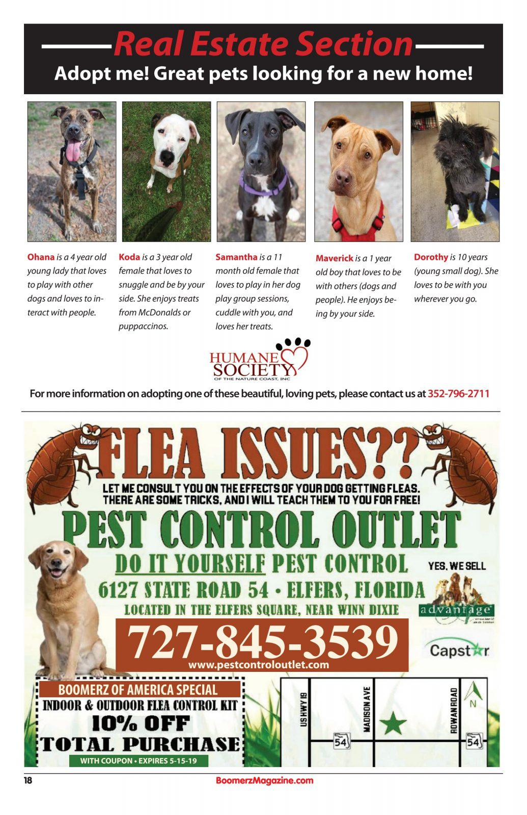 Pest Control Outlet - Humane Society of the Nature Coast