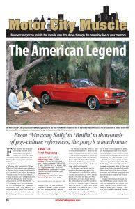 1964 Mustang Sally
