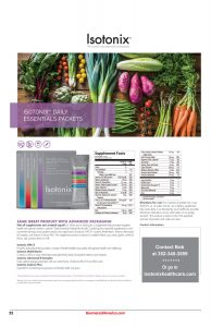 Isotonix - Daily Essentials