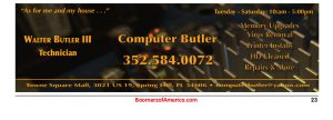 Computer Butler