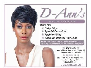 D Ann's Wigs and More