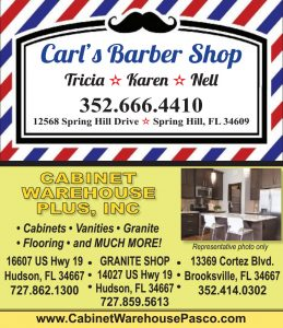 Carls Barber Shop - Cabinet Warehouse Plus
