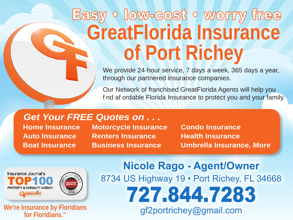 Great Florida Insurance Nicola Rage