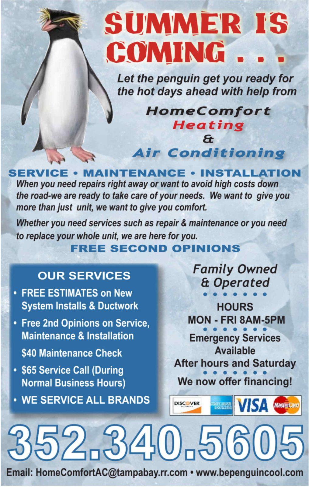 Home Comfort AC