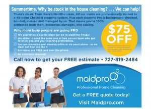 MaidPro 75 Offer 05-19