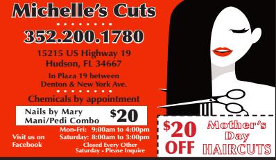 Michelles Cuts Biz Card