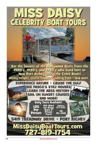 Miss Daisy Boat Tours 05-19