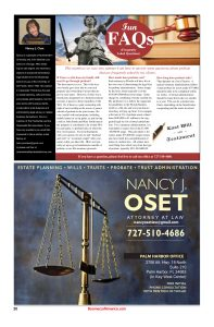 Nancy Oset - Wills-Trusts-Probate-Estate Planning 05-19