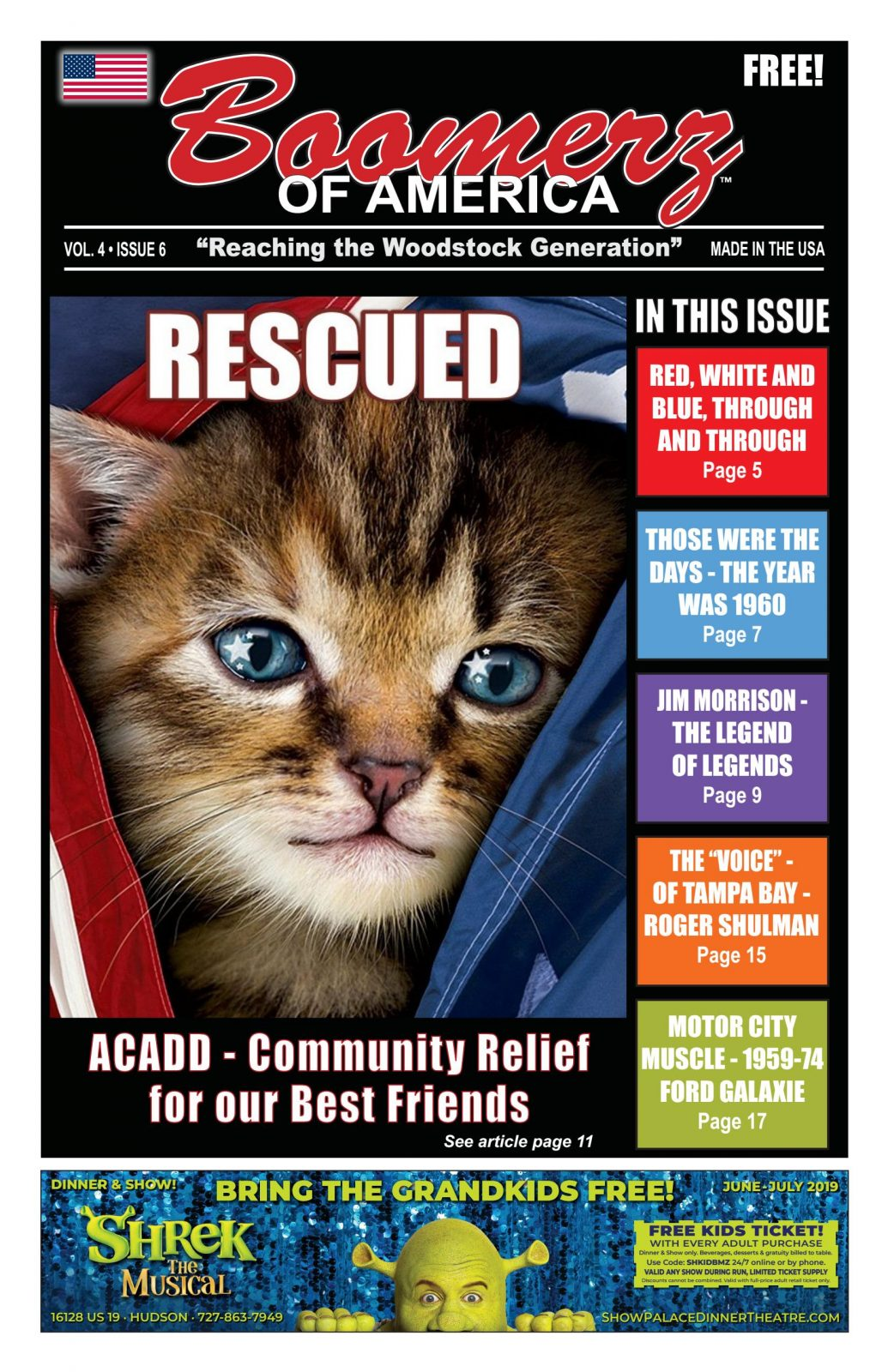 06 June 2019 Cover Rescued ACADD Community Relief