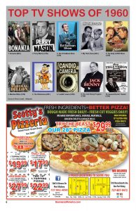 Top TV Shows 1960 - Scotty's Pizzeria