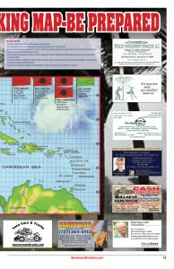 Hurricane Chart Right
