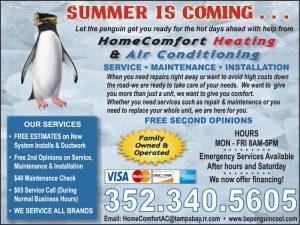 Home Comfort AC - Boomerz of America June 2019
