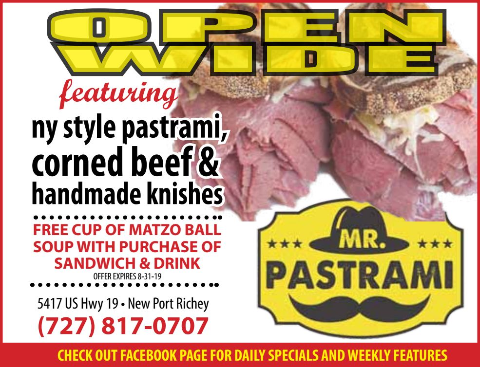 Mr Pastrami - Boomerz of America June 2019
