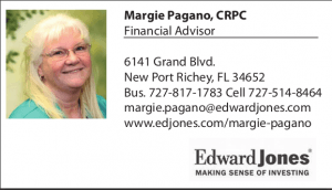 Margie Pagano business card