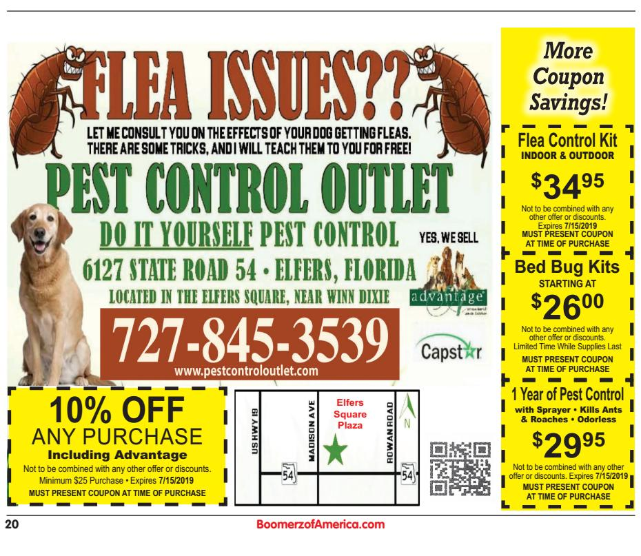 Pest Control Outlet page 20