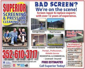 Superior Screens - Boomerz of America June 2019