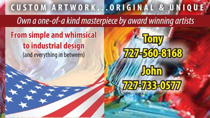 TONY D ARTIST
