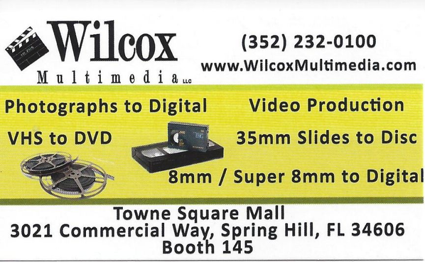 Wilcox Multimedia - Boomerz of America June 2019