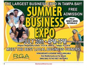 07-July-2019 Boomerz of America RGA Network