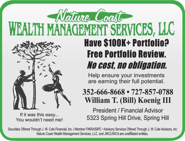 Wealth Management Services LLC ad