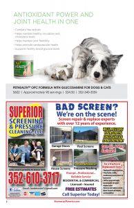 OPC-3 Pet Health Superior Screens