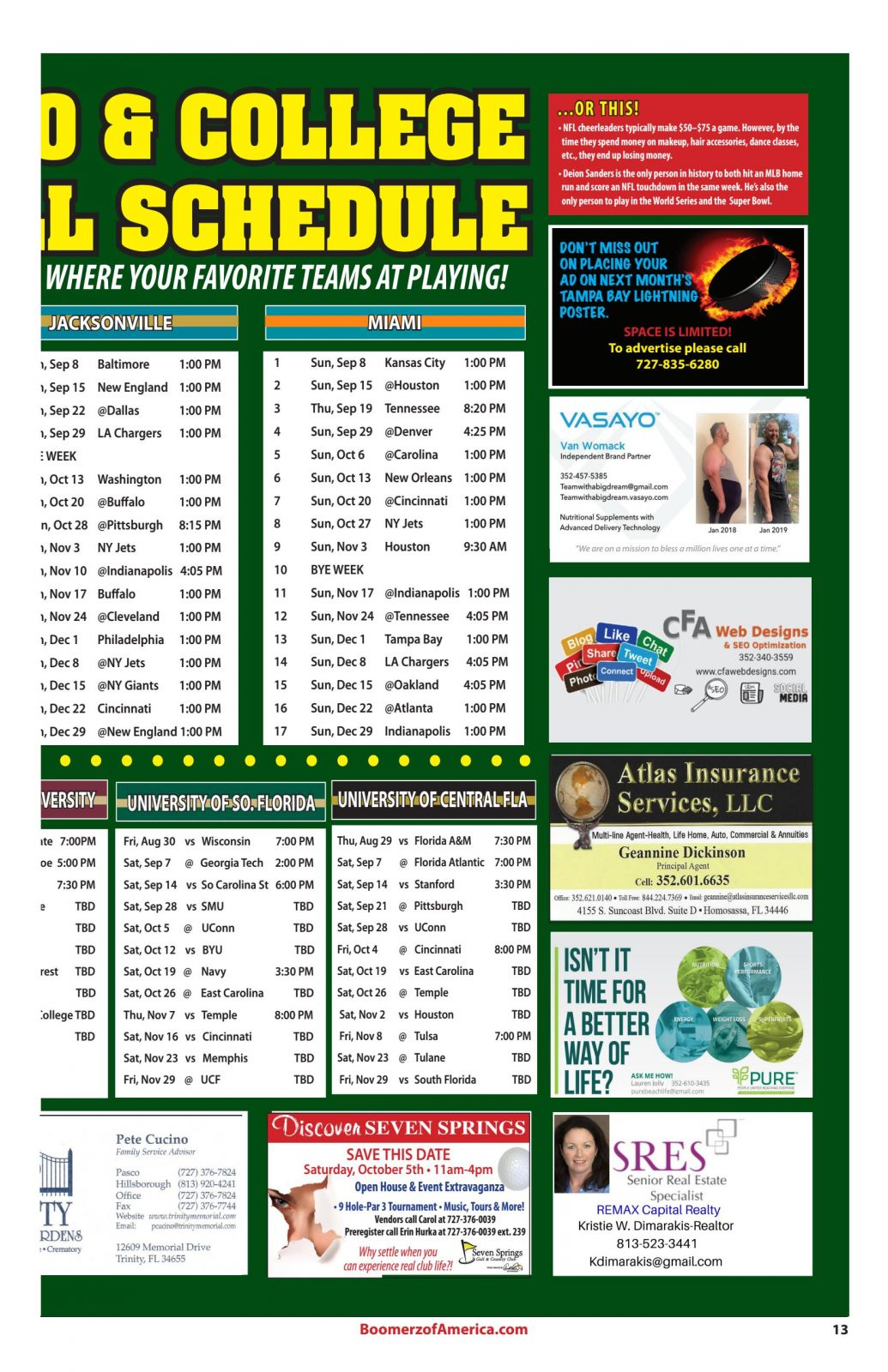 Boomerz-August-2019-Football-schedule-right