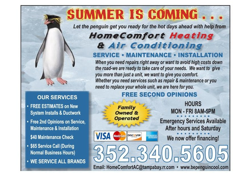 Boomerz August 2019 Home Comfort AC