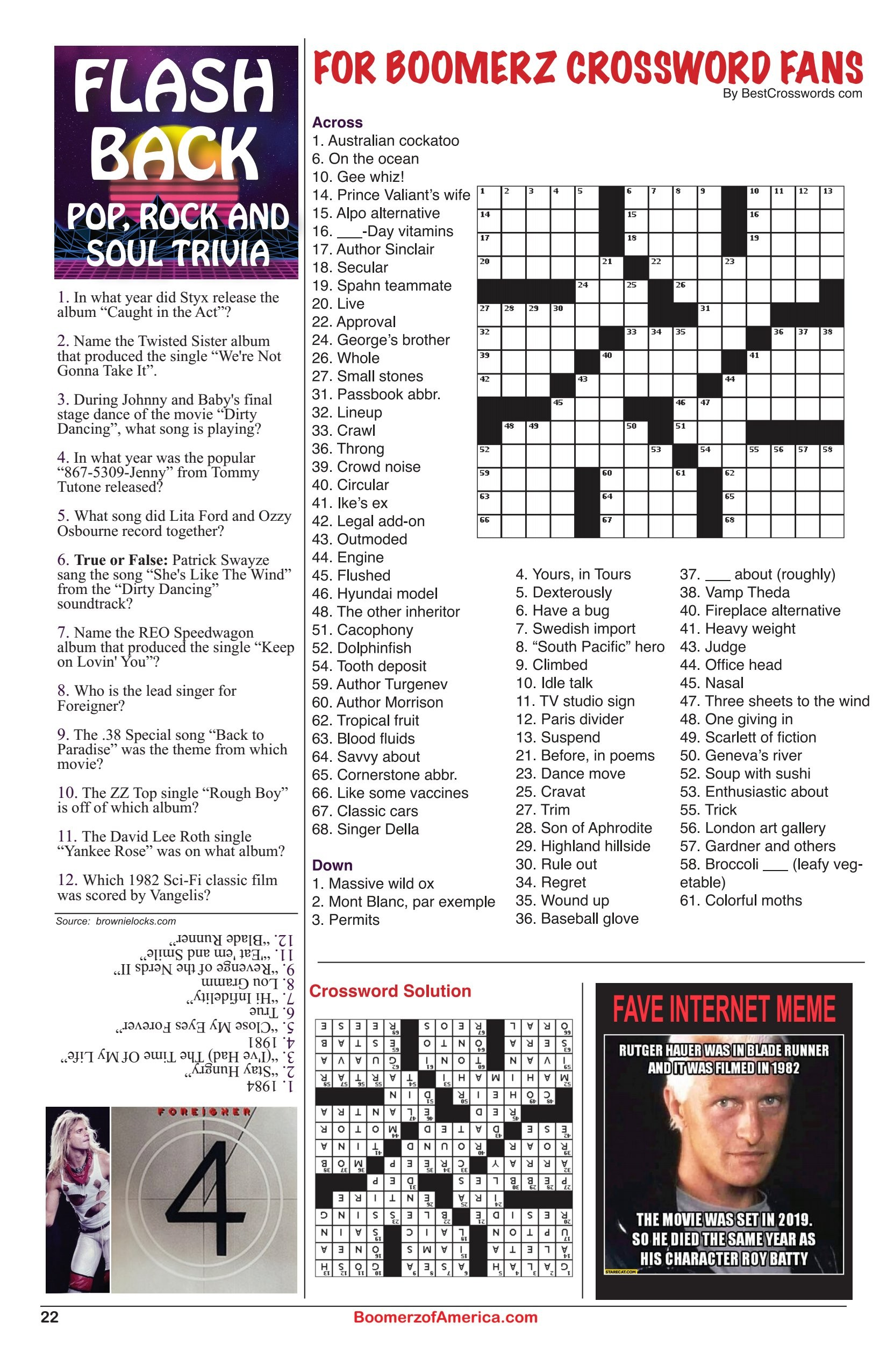 09-2019-boomerz-page-_22 1982 Crossword Puzzle