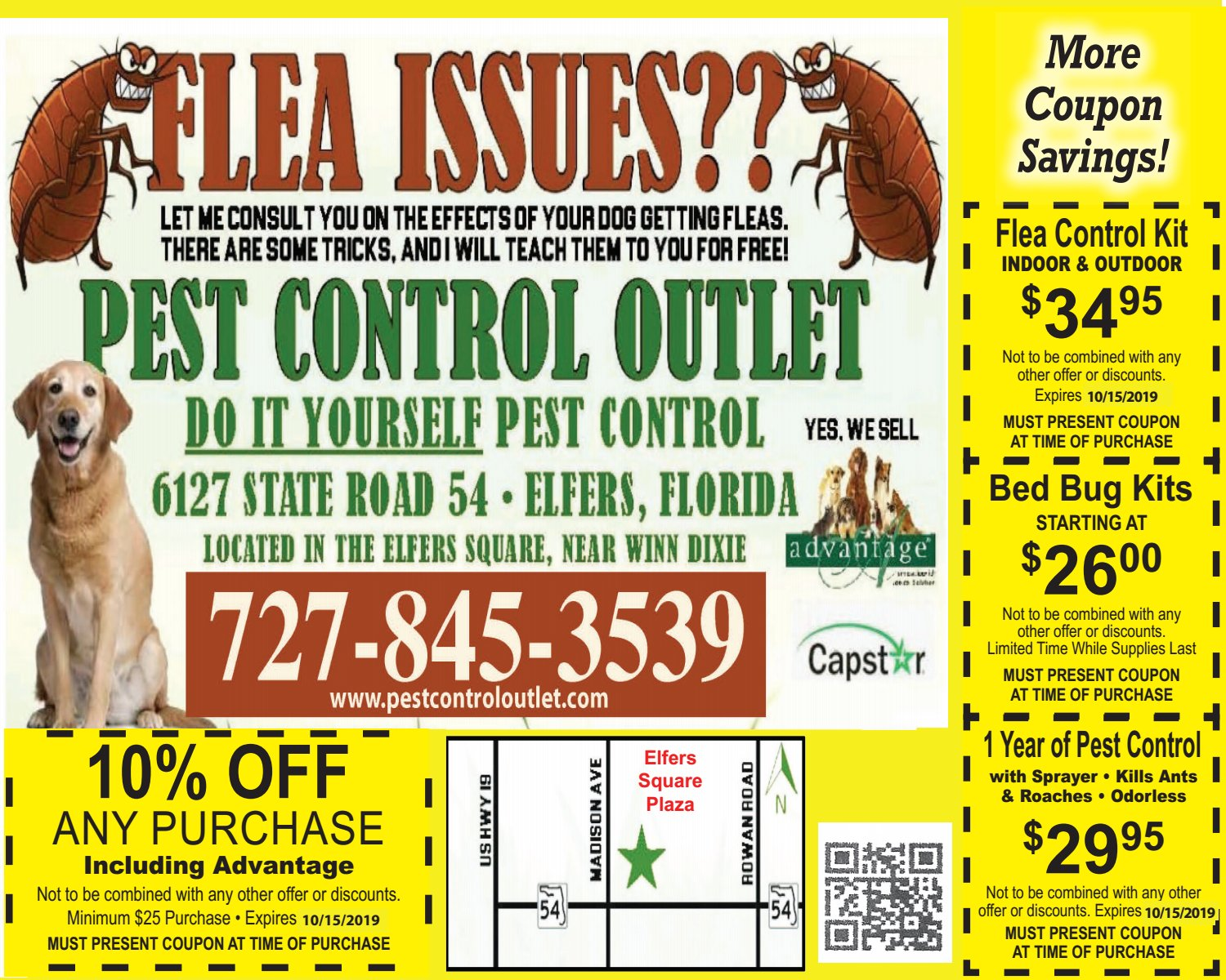 09-2019 Pest Control Outlet