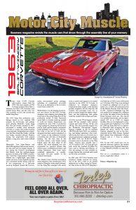 Motor City Muscle 1963 Corvette